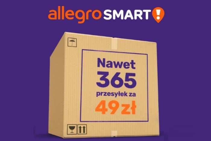 Allegro SMART! 365 dostaw za 49 zł