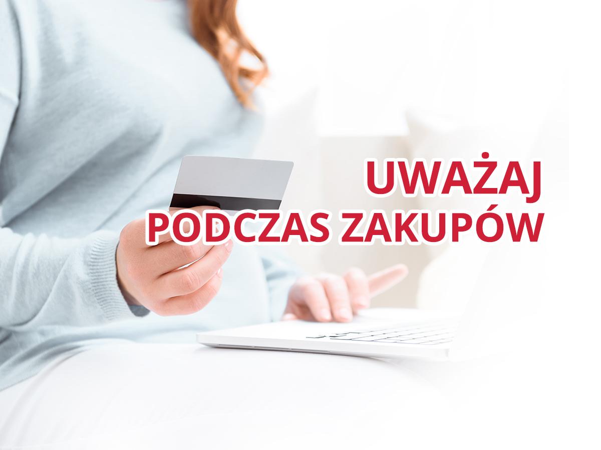 Zalecamy ostrożność podczas zakupów w sklepie: telecop.in.net