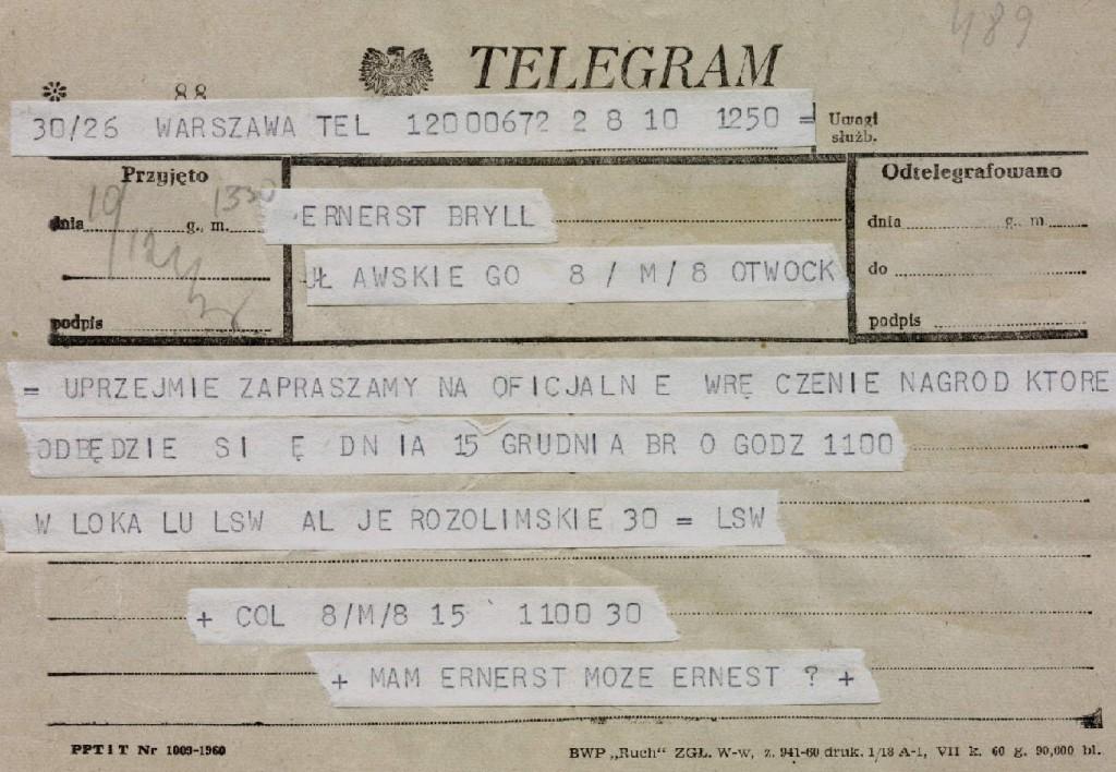Poczta Polska rezygnuje z usługi telegramu