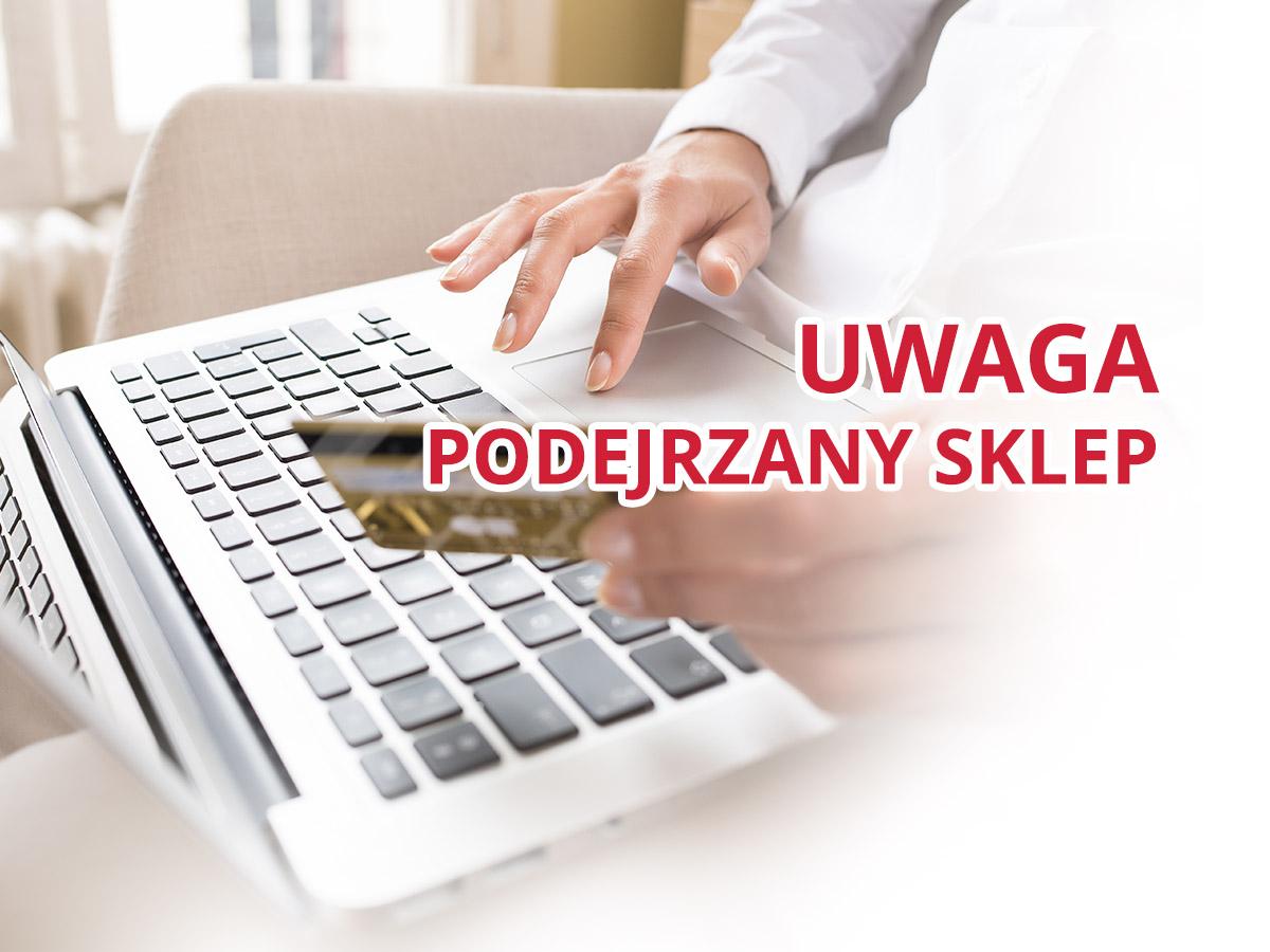 Zalecamy ostrożność podczas zakupów w sklepie: Lapkowo.pl