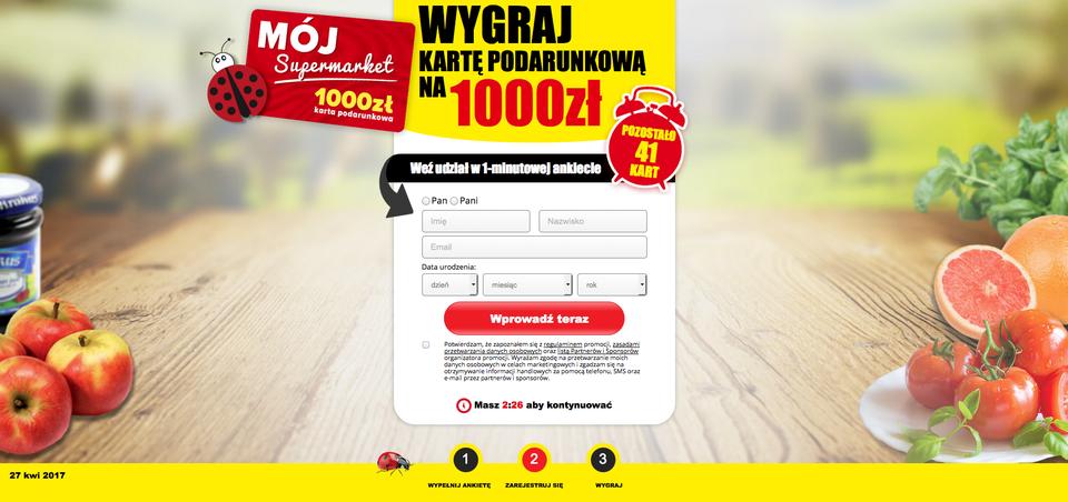 Karta Moja Biedronka Na 1000 Zlotych To Kolejna Proba Wyludzenia