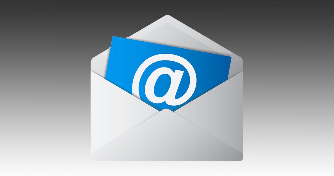 List polecony na e-mail w Poczcie Polskiej od 2020 roku