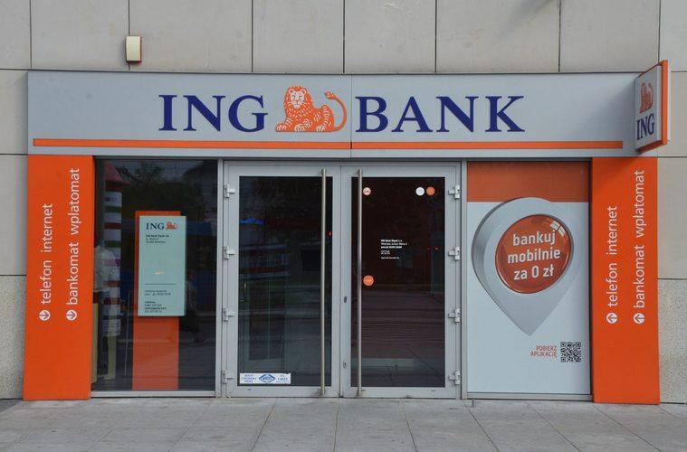 Oszuści usiłują wykorzystać awarię w ING Banku Śląskim