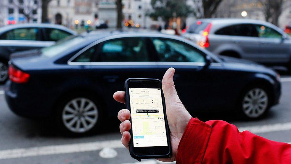 Uber ukarany grzywną!