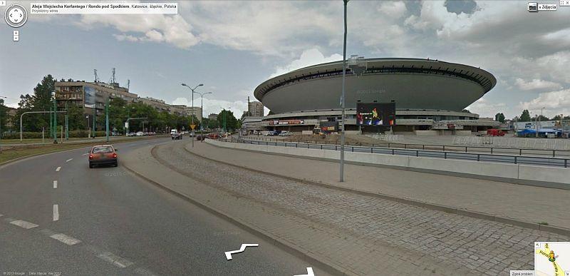 Nowe, aktualne zdjęcia polskich miast w Google Street