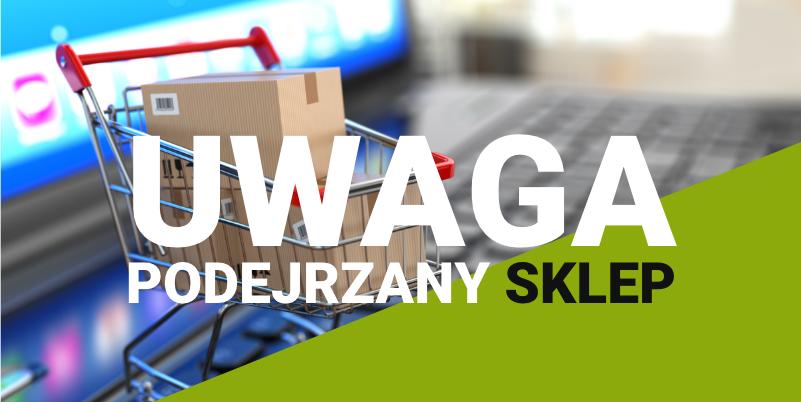 Zalecamy ostrożność podczas zakupów w sklepie: airmax97.pl