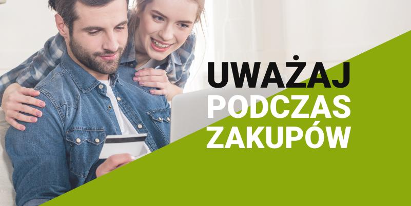 Zalecamy ostrożność podczas zakupów w sklepie: kixshop.pl