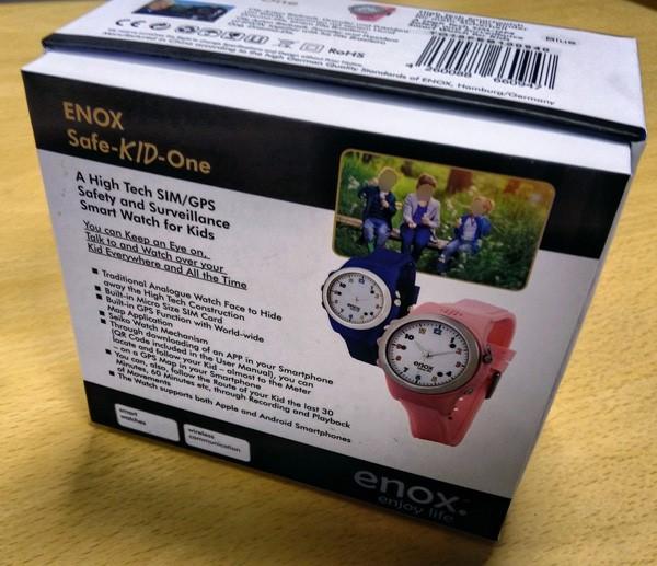 Dziecięcy smartwatch wycofany z rynków europejskich