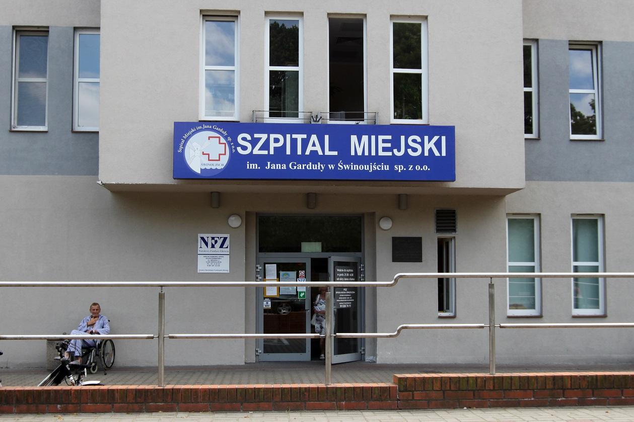 Szpital w Świnoujściu walczy z internetowym hejtem