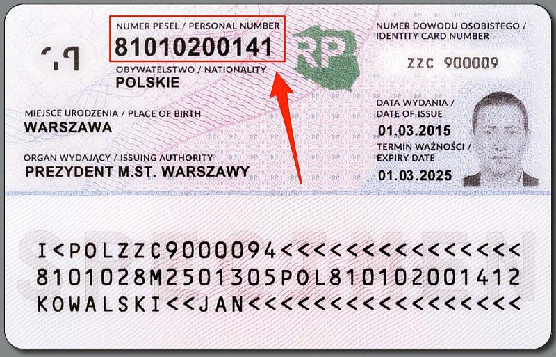 Numery PESEL nawet miliona Polaków ujawnione w sieci