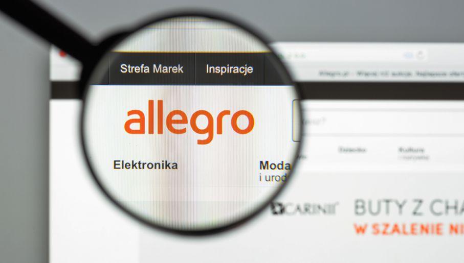 Sąd podtrzymał decyzję UOKiK ws. Allegro