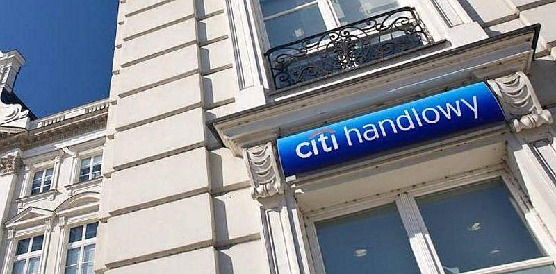 Przestępcy podszywają się pod Citi Bank Handlowy.