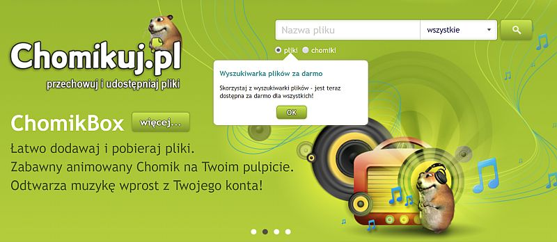 Amerykańska RIAA weźmie pod lupę chomikuj.pl