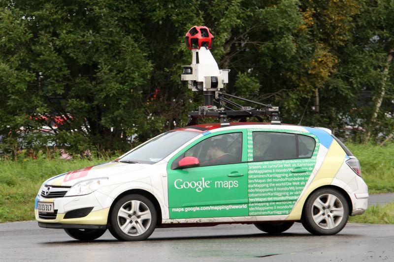 Google Street View kończy kolejną trasę po Polsce