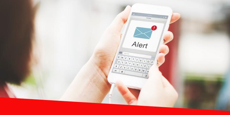 Uwaga na SMS-y o konieczności dopłaty