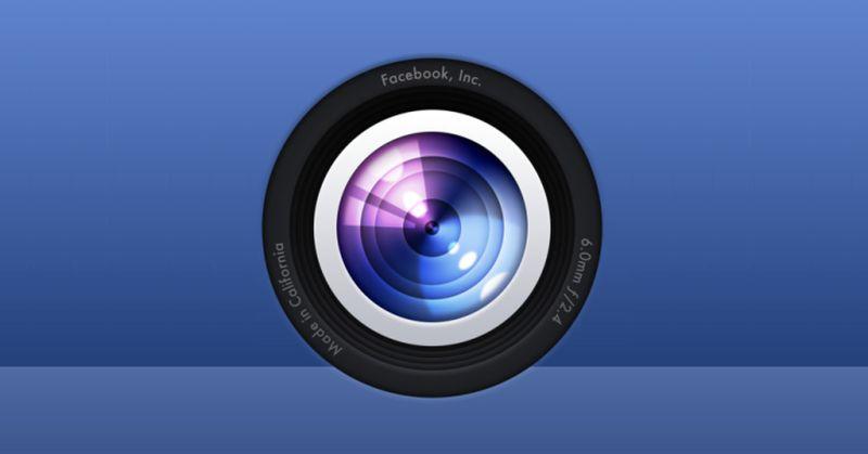 Facebook aktywuje kamerę. Błąd czy działanie celowe?