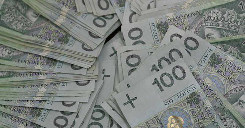 Płatności gotówkowe do 8000 zł