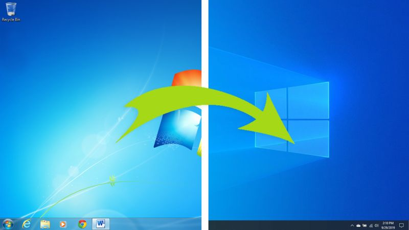 Koniec wsparcia dla Windows 7 blisko