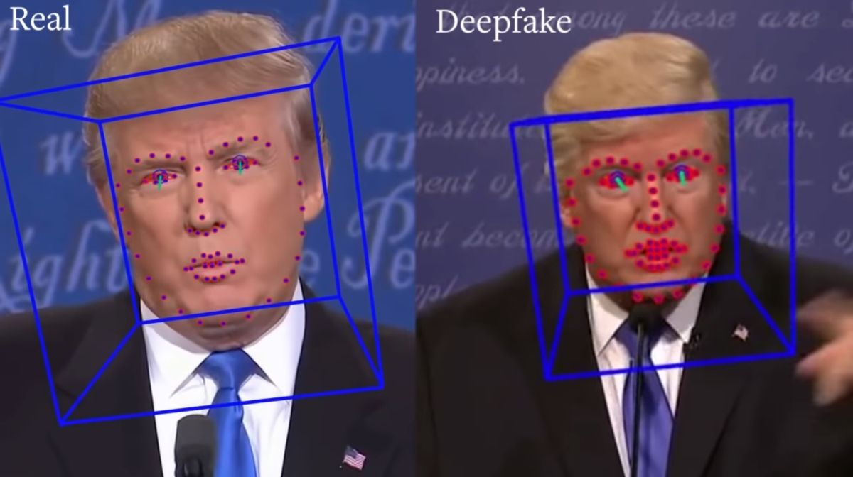 Dwa razy więcej deepfake'ów w internecie