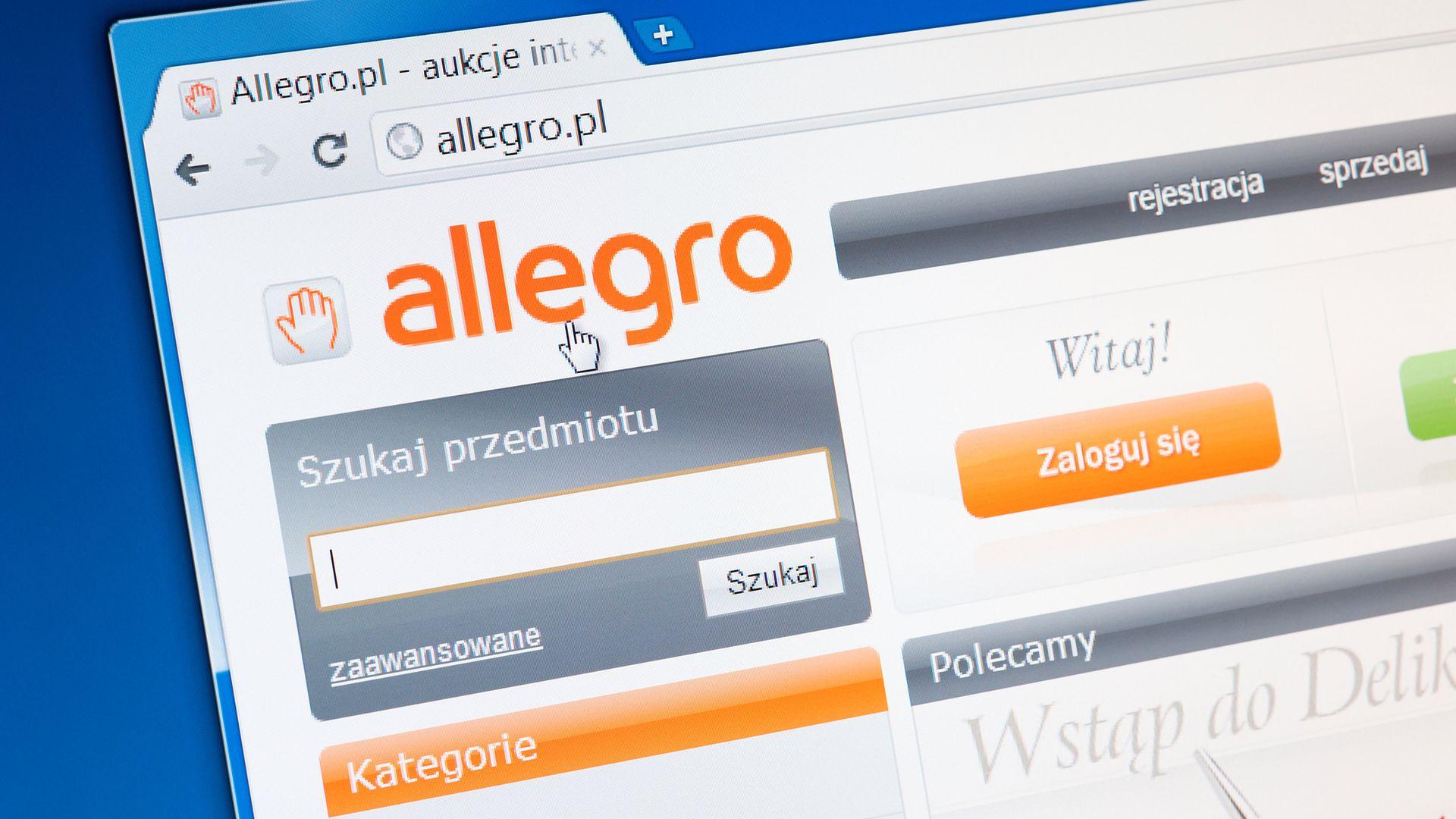 Wplata W Celu Weryfikacji Konta Na Allegro Uwaga To Oszustwo Legalniewsieci Pl