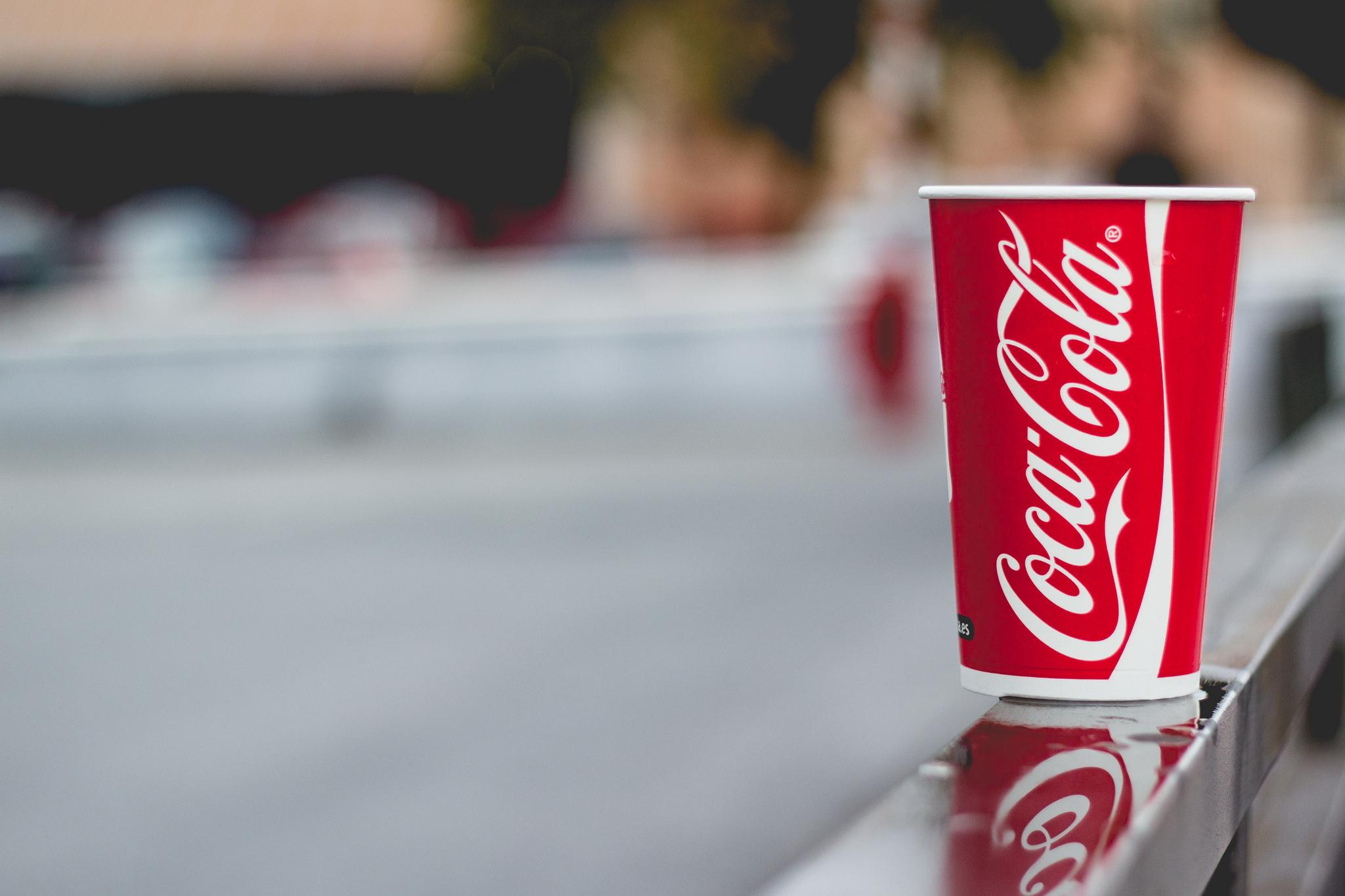 Oszustwo na Coca Colę