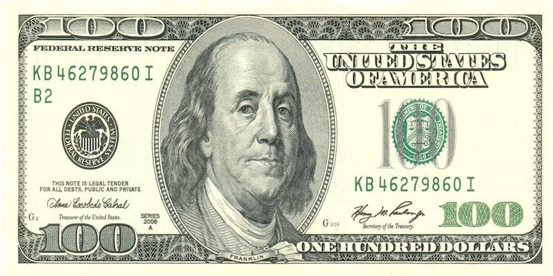 Zapłać 100 dolarów, a unikniesz ataku