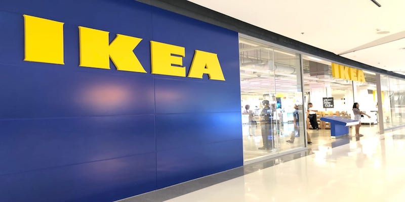 Zakupy internetowe w sklepie IKEA łatwiejsze dzięki InPost