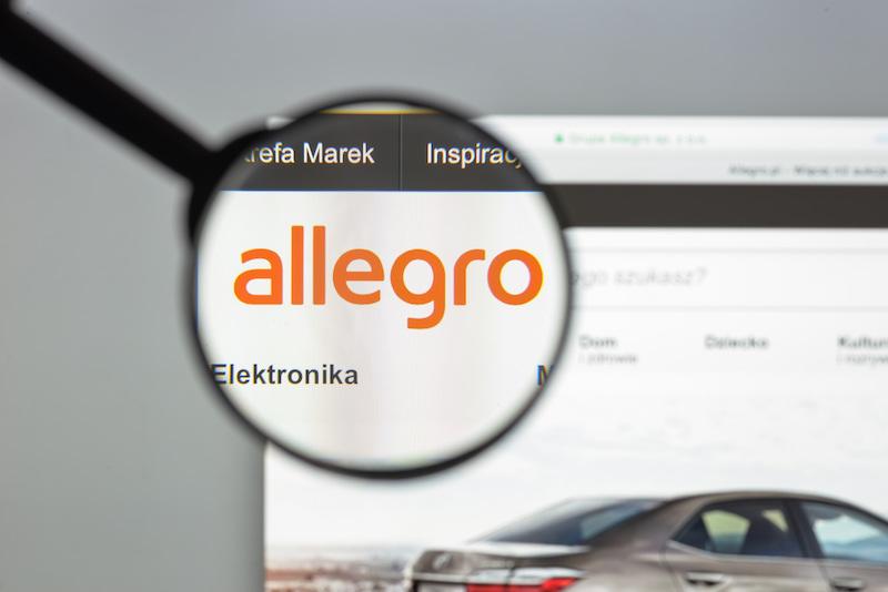 Allegro zamiast OLX?