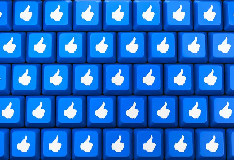 Plaga fałszywych polubień na Facebook'u