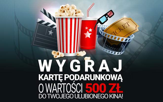 UWAGA! Darmowe bilety do kina to próba wyłudzenia danych.