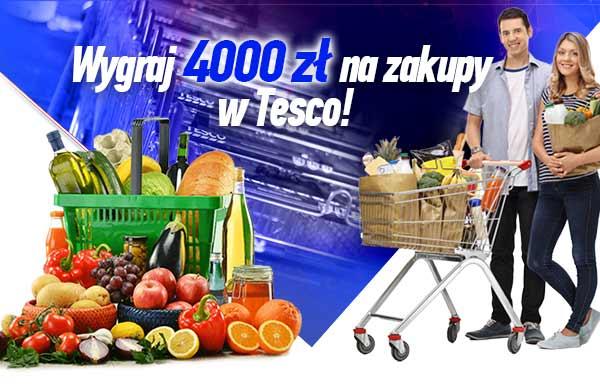 UWAGA! Oszustwo na bon na zakupy w TESCO